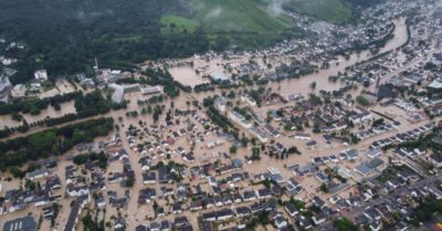Europe: More than 160 dead and hundreds missing after historic floods