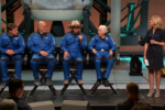 $550M per MINUTE cost of race to space, astronaut Jeff Bezos reveals a master plan for his perfect mission