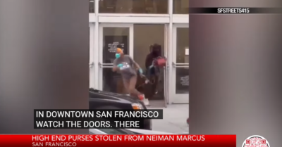 Lawless California: lenient justice system encourages daylight shoplifting
