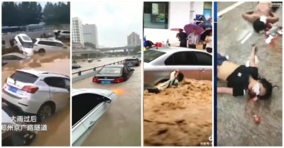 China: Death toll from CCP-aggravated floods is three times higher than initially reported