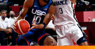 U.S loses to France 83-76 : Worst ever by USA Basketball in any tournament with NBA players