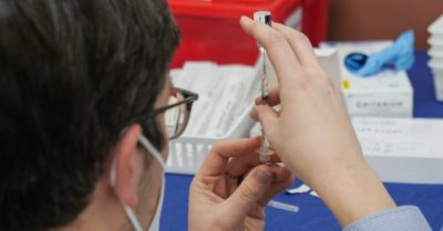Department of Justice claims that mandating COVID vaccines is legal