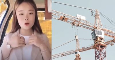 TikTok influencer falls 160 feet to her death during broadcast