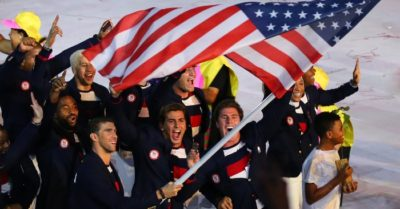 'I don't like being an American': Some college students won't cheer Team USA at Olympics