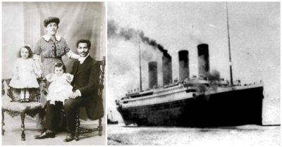 The little known story of the only black man on the Titanic