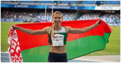 Poland offers visa to Belarus athlete after she avoids being 'kidnapped' to fly home