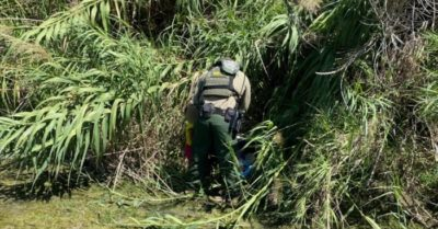 Texas: Unaccompanied toddler and baby found abandoned near Rio Grande river