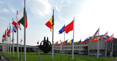 NATO pledges to counter the Chinese regime's advance over the next 10 years
