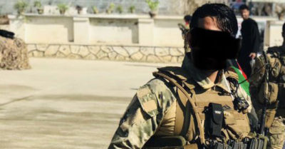 'Murdered in front of his family': Taliban executed UK-trained Afghan sniper