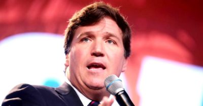 It's 'Such an outrageous lie' to say there is a pandemic of the unvaccinated, Tucker Carlson