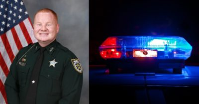 Manhunt launched as Florida deputy dies from shooting