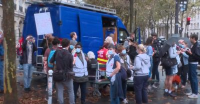 3,000 health workers in France refuse COVID-19 vaccines, suspended without pay