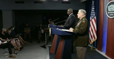 27 House Republicans ask Pentagon to investigate Gen. Mark Milley's calls to CCP general