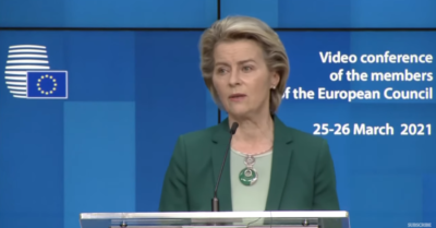 EU President calls for the 'political will' to form its own army
