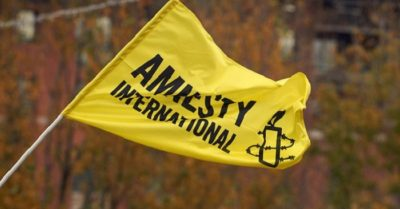 Amnesty International is leaving Hong Kong for fear of the repressive arm of the Chinese regime on the island.