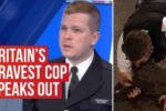 British police officer fought off machete-wielding assailant: Earns national bravery award