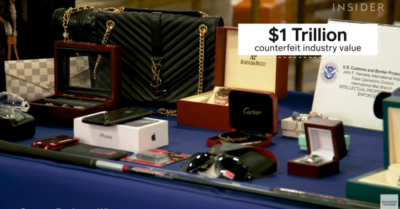 More than 320,000 US jobs lost due to counterfeit products from China, NGO says