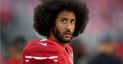 Colin Kaepernick is still working out at 5 a.m. getting ready to lead a team to victory in the NFL championship