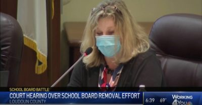 Loudoun County school board member resigns due to pressure from parents