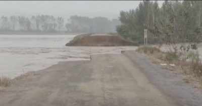 Is the Chinese regime making a habit of sudden flood discharges?
