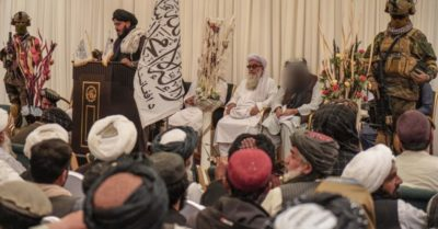 'Heroes of Islam and of the country': Taliban regime rewards relatives of suicide bombers with land and money