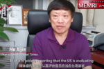 Chinese mouthpiece threatens to use 'severe military measures' if US renames its Taiwan office