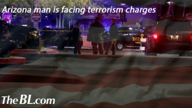 The BL news-Arizona man is facing terrorism charges
