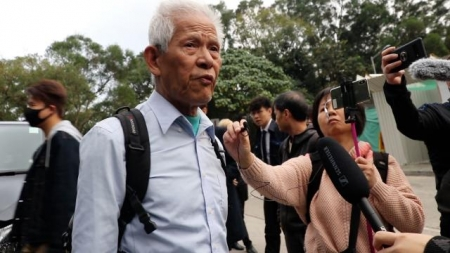 On hunger strike, Uncle Chan fight for social justice and conscience with his life