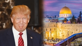 Any Presidents said they were going to move the embassy to Jerusalem. And they never did it