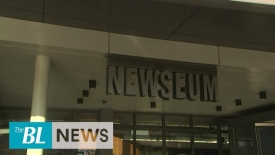 The Newseum in Washington, DC closes at years end