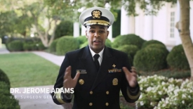 U.S. Surgeon General's message: How college students can stay healthy on campus