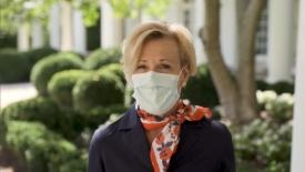 Dr. Deborah Birx's message for flu season